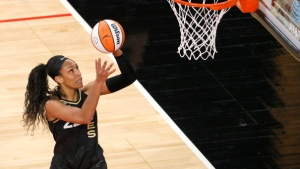 WNBA playoffs give Aces' Wilson chance to cement her status as an icon