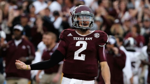 Manziel says he made 'decent living' selling autographs at Texas A&M