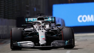 Singapore GP cancelled due to COVID-19