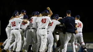 U.S. qualifies for Olympic baseball on 2nd try