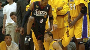 Allen Iverson's iconic step over Tyronn Lue is officially 20 years old