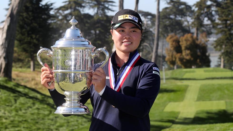 Saso defeats Hataoka in playoff to win U.S. Women's Open