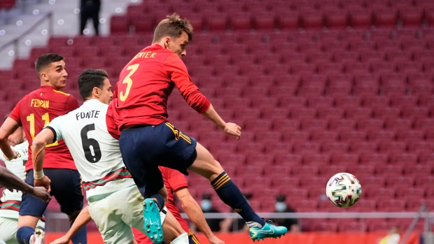 Llorente is second Spanish player with COVID-19 ahead of Euros