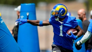 Jackson content to play small role to help Rams win Super Bowl