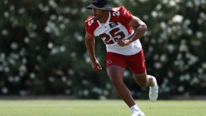 Cardinals sign first-round pick LB Collins to rookie deal