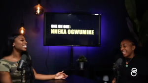 Chiney Ogwumike lands her own podcast 'Chiney'