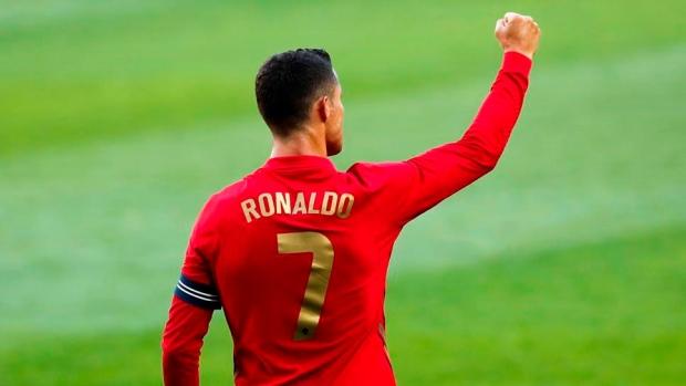 Ronaldo scores as Portugal beats Israel in final Euro 2020 warm-up