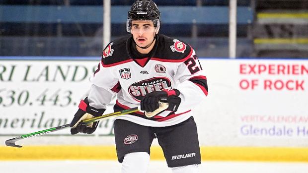 'Bison' Coronato rams his way up NHL draft lists