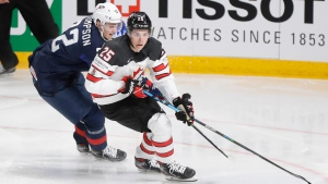 Power on magical Worlds run, potential of going first in NHL Draft