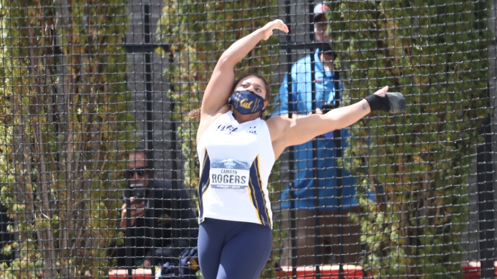 Canadian hammer-thrower Rogers shatters women's NCAA record