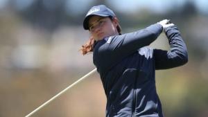 Irish rookie Maguire leads Meijer LPGA Classic