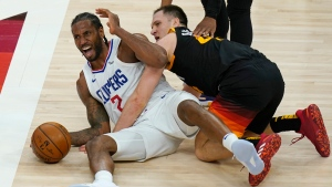 Leonard: Clippers 'up for challenge' down 0-2 again