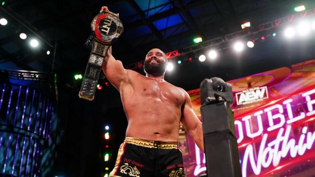 Miro defends his TNT title on TSN2