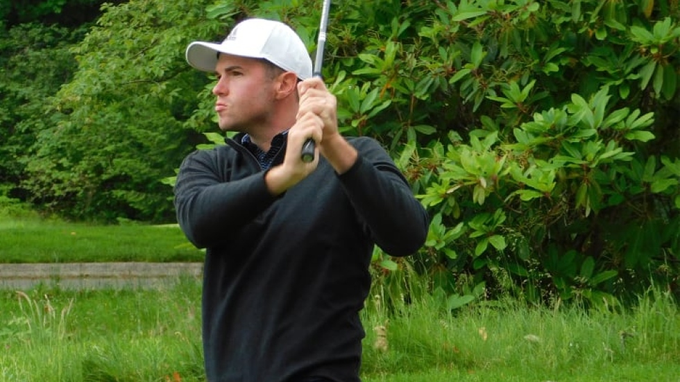 Davison wins the GolfBC Championship for second title of the season