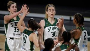 Seattle Storm vs. Las Vegas Aces - 2021 WNBA Finals preview?