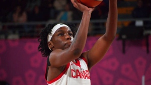Canadian women rout El Salvador at AmeriCup tournament, remain undefeated
