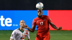 Canada defeats Haiti in first leg of second-round CONCACAF World Cup qualifier