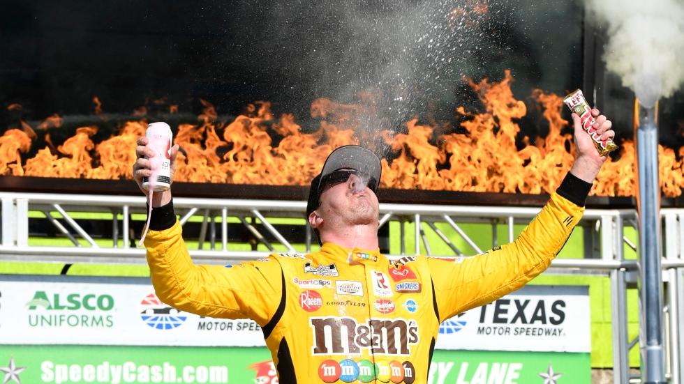 Kyle Busch gets 99th career NASCAR Xfinity win