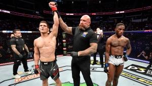 Calgary featherweight Dawodu loses decision on UFC 263 undercard