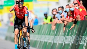 Canada's Woods finishes 5th overall in Tour de Suisse, wins mountain classification