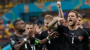 Austria's Arnautovic suspended one match
