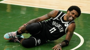 Will Irving's injury end the Nets' title hopes?