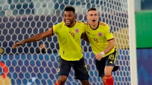 Choreographed move gives Colombia win at Copa America