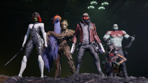 Square Enix reveals 'Guardians of the Galaxy' trailer at E3 2021