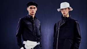 Dior and sacai are launching their first ever collaboration on a new capsule