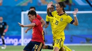 Sweden frustrates Spain in scoreless draw