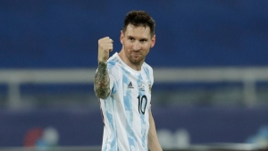 Messi and Argentina draw with Chile at Copa America