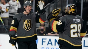 Morning Coffee: Golden Knights deliver as overwhelming favourite in Game 1