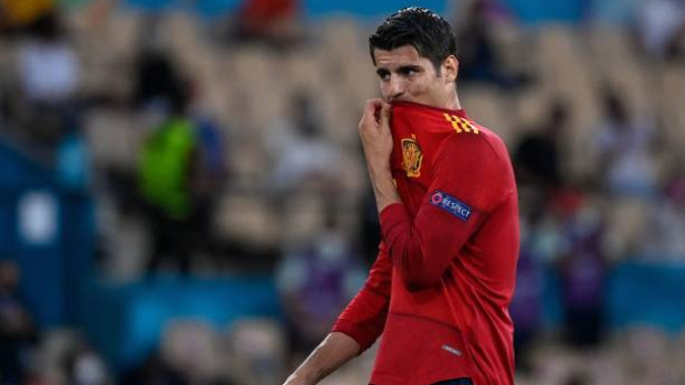 Morata singled out as Spain struggles to score