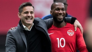 Coach Herdman has his eye on the prize as Canada kicks off Gold Cup campaign