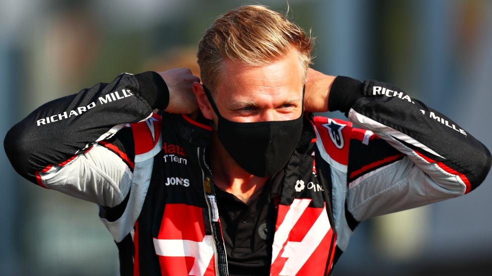 Magnussen to make IndyCar debut, filling in for Rosenqvist