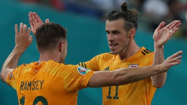 Ramsey, Bale lift Wales over Turkey