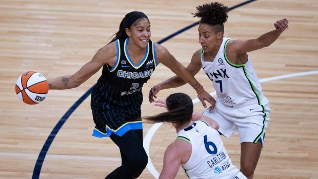 WNBA standings logjam makes for intriguing playoff race