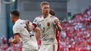 Belgium looks to stay perfect in group play against Finland