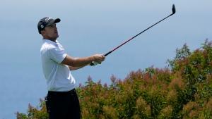 Henley takes U.S. Open lead, Hadwin three back