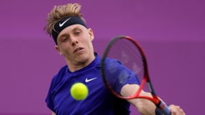 WATCH LIVE: Shapovalov facing Norrie in London