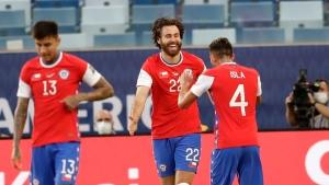 Englishman scores in Chile's Copa America win over Bolivia