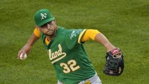 Kaprielian makes it to Bronx, leads A's over Yanks