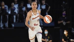 Griner, Diggins-Smith help Mercury beat Aces in OT