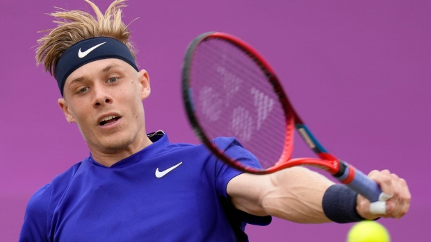 Shapovalov falls to Norrie in Queen's Club Championships semi-final