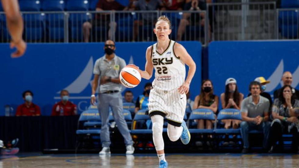 WNBA Power Rankings - Sky surging in Week 6
