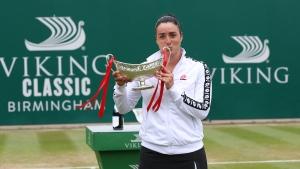 Jabeur Defeats Kasatkina to Become WTA's First Arab Champion