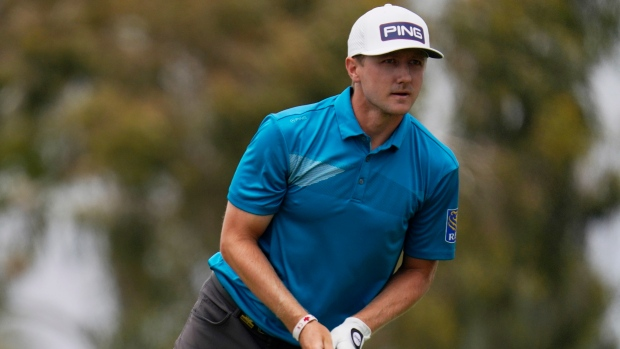 Canada's Hughes goes low at CJ Cup