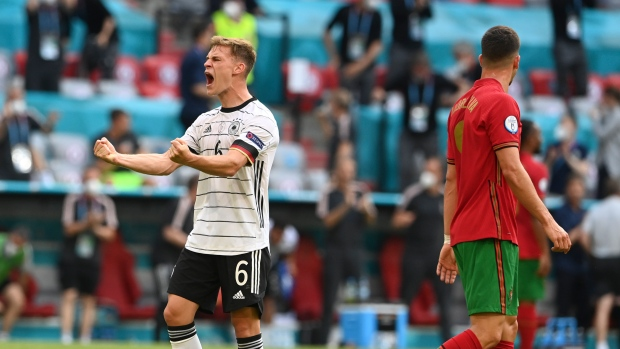 PokerStars.Net All-In Moment: Germany rallies for win over Portugal