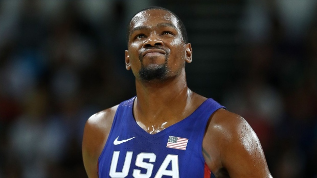 USA Basketball confirms men's Olympic roster