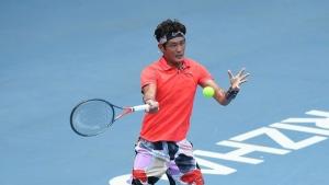Zhizhen 1st Chinese men's player in Wimbledon draw in Open era